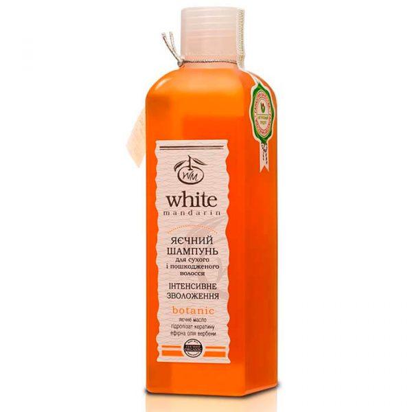 Шампунь для сухих и ослабленных волос