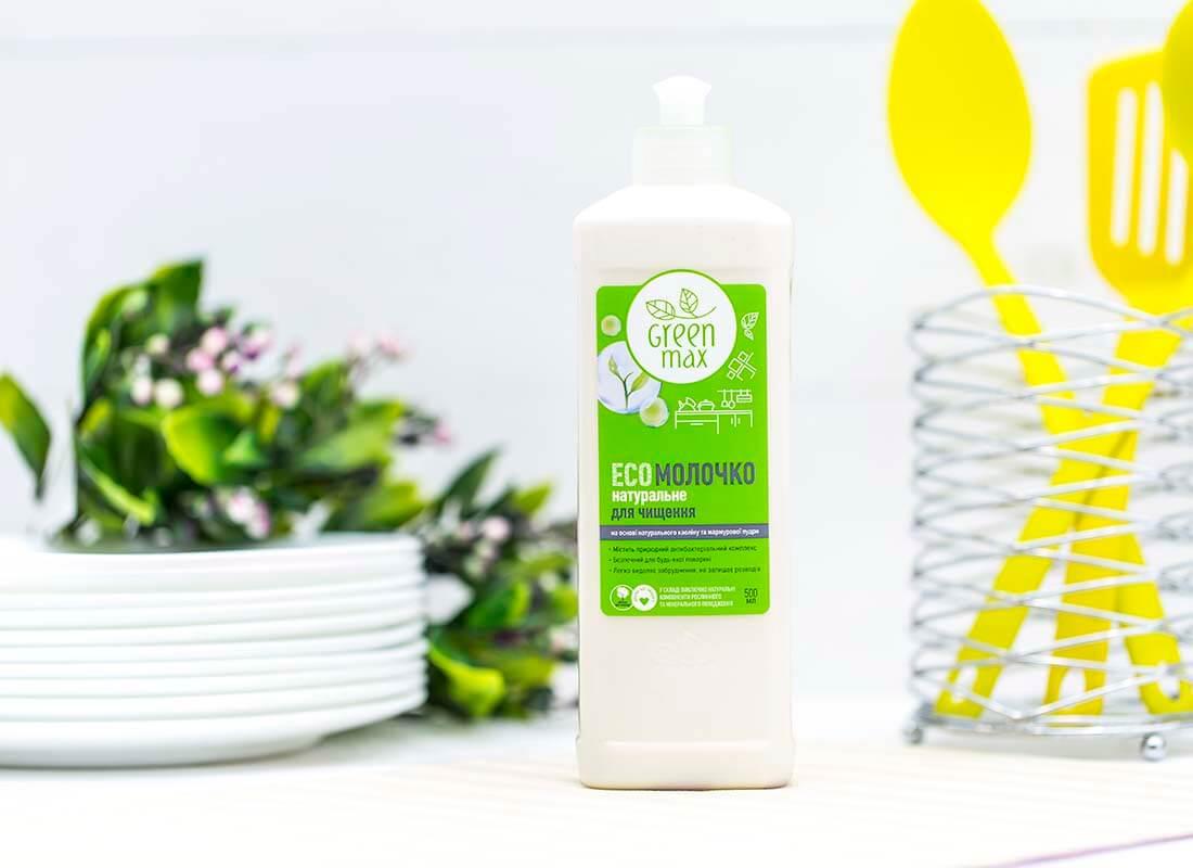 молочко для очищения загрязнений