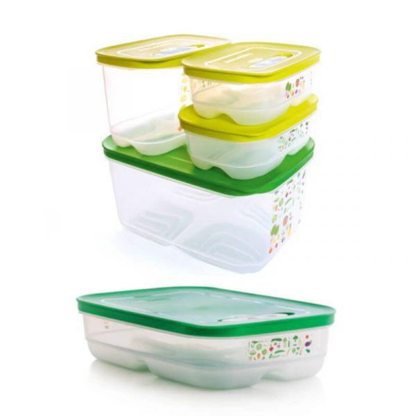 Набор контейнеров Умный холодильник Tupperware