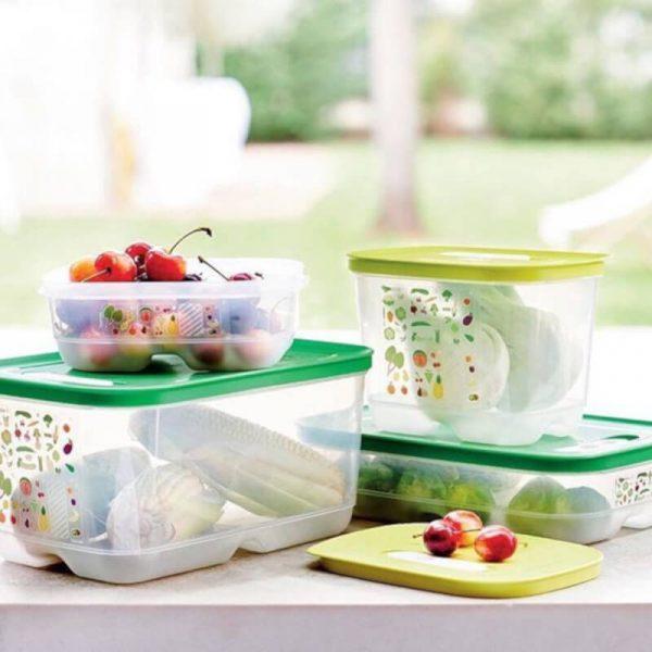 Tupperware контейнер розумний холодильник