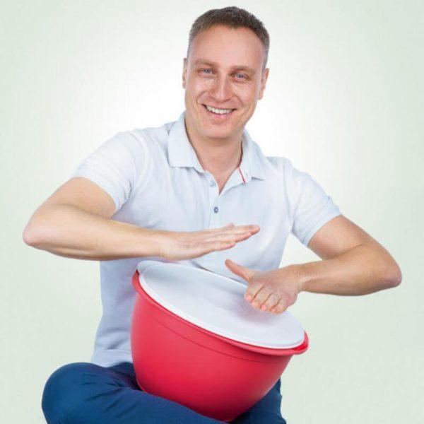 Чаша Бум Tupperware