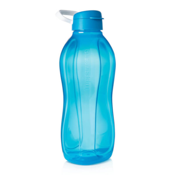 Эко бутылка (2 л) с ручкой держателем