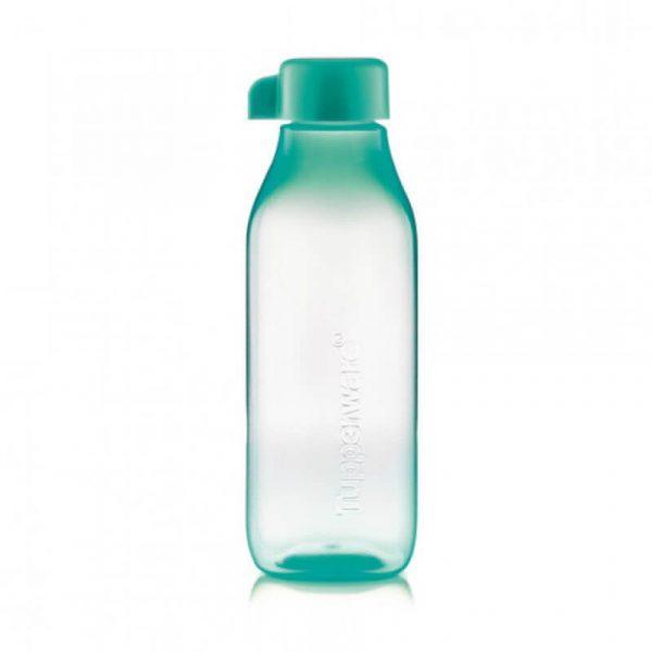 Эко бутылка Tupperware Бирюза прозрачная