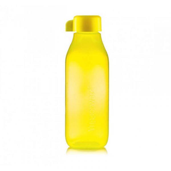 эко бутылка Tupperware желтая