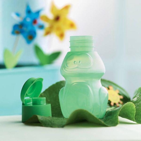 Детская Эко бутылка Лягушенок (350 мл)