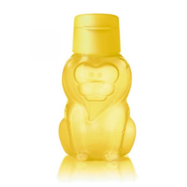 Детская эко бутылка Львенок