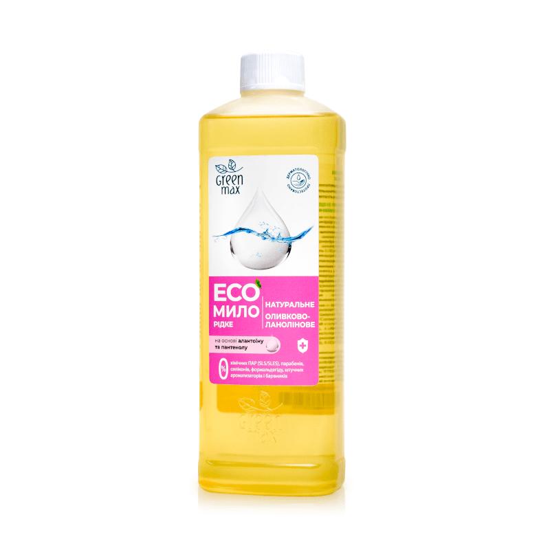 натуральное мыло green max